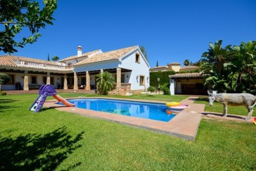 5 Bed Villa Mijas Golf Costa del Sol